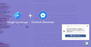 GTM-facebook-customer-chat
